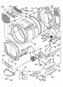 Bulkhead Parts Diagram  U0026 Parts List For Model 11086572501