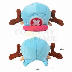 One Piece Tony Tony Chopper Hat Cosplay Accessorie ...
