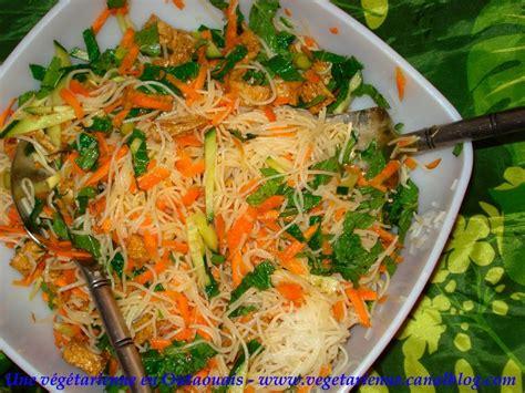recette de cuisine weight watchers salade d 39 inspiration asiatique une végétarienne en outaouais