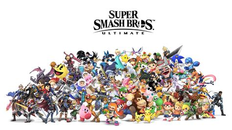 how many characters are in smash bros ultimate shacknews