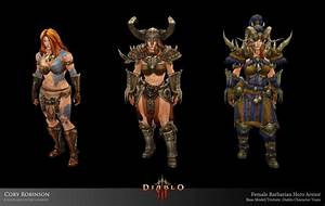 Female Barbarian | Diablo 2 and Diablo 3 Forums - Diabloii.Net