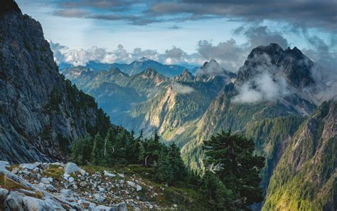 landscape, Nature, Mountain Wallpapers HD / Desktop and ...