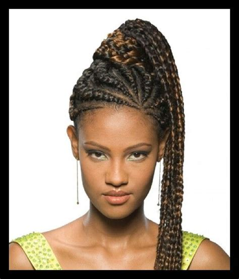 Cornrow Ponytail Hairstyles For by Cornrows Into Ponytail Best Of Braids