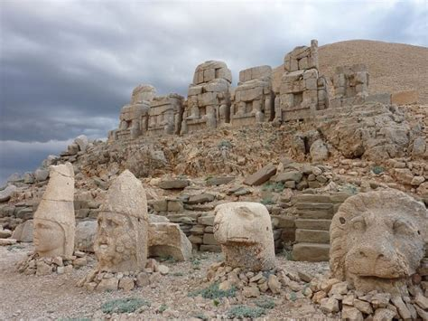 Still Standing Tall: 7 Monumental Statues of the Ancient