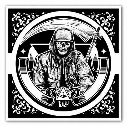 Vanity Skulls Stickerapp