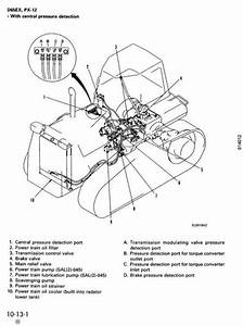 Komatsu Crawler Dozers D65e