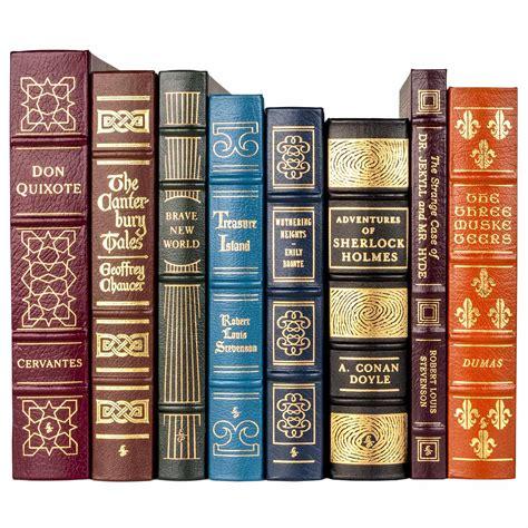 Modern Leather Classics Book Collection  Juniper Books