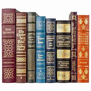 Modern Leather Classics Book Collection