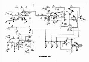 Supro S6424 Service Manual Download  Schematics  Eeprom  Repair Info For Electronics Experts