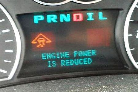 reduced engine power problem fixed  fixmyoldridecom
