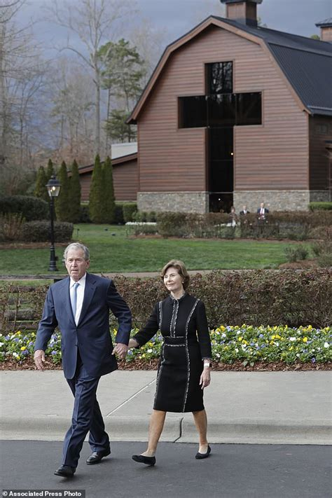 Billy Graham Friends, Family And The Famous Pay Respects