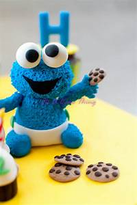 Zachy's Elmo and Cookie Monster | My littlest baby turned ...