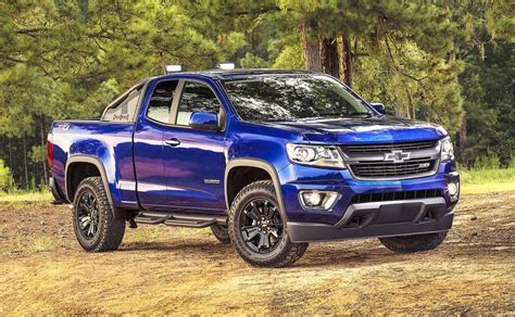 Chevrolet Mid Size Truck by Auto Review Chevy S Mid Size Truck Goes Diesel Consumer