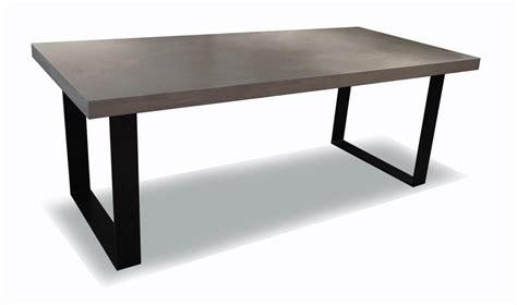 table de jardin en beton cire fabricant de mobilier en b 233 ton cir 233 224 cyr pr 232 s de toulon 83 place deco meuble et