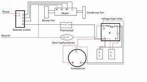 Window Ac Wiring Diagram Online