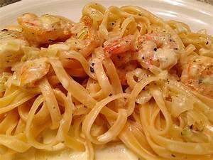 Pasta Mit Garnelen : spaghetti mit garnelen in sahneso e rezept mit bild ~ Orissabook.com Haus und Dekorationen