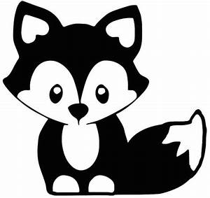 FOX SVG Digital Download