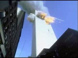 9/11: WTC South Tower Plane Crash - YouTube