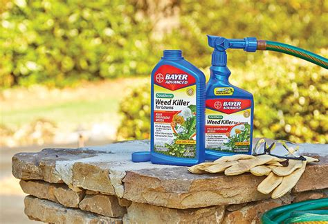 weed killer lawn care home depot