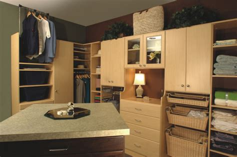 a walk in custom closet for any home more space place