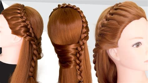 latest hairstyle for party new hairstyle for girls long