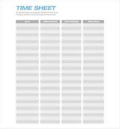 Excel Timesheet Template For Employees 39 Timesheet Templates Free Sle Exle Format Free Premium Templates