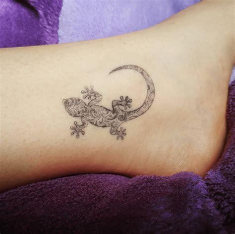 Tatouage Salamandre  Significations Et Modéles Tattoome