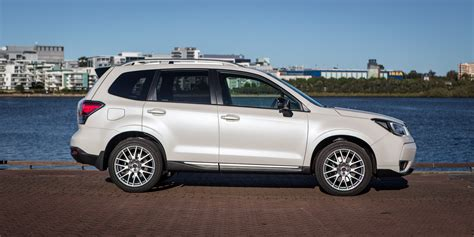 Subaru Forester 2016 by 2016 Subaru Forester Ts Review Caradvice
