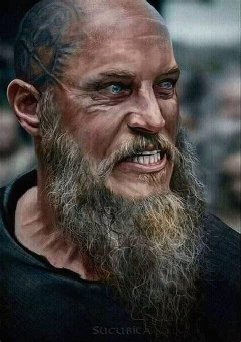 vikings ragnar lothbrok travis fimmel  older