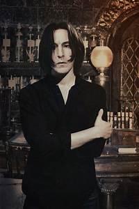 Young Severus Snape.Origins.... by xantishax277 on DeviantArt