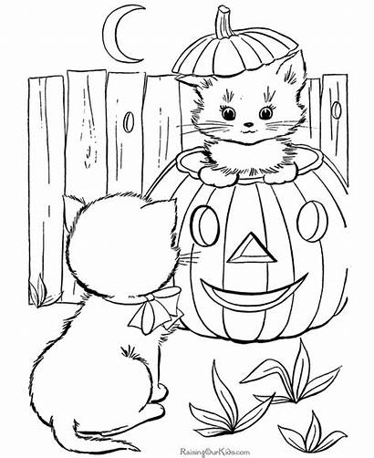 Coloring Halloween Pages Printable Pumpkin Printing Help