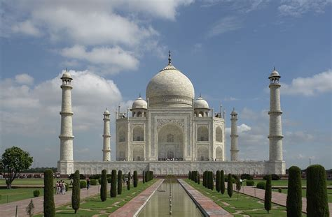 Filetaj Mahal Agra India Wikimedia Commons