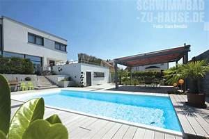 Schwimmbad Zu Hause De : terrassengarten schwimmbad zu ~ Markanthonyermac.com Haus und Dekorationen