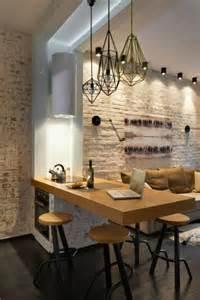Narrow Kitchen Ideas Home by D 233 Couvrez Nos 84 Jolies Propositions Pour Cuisine Avec Bar