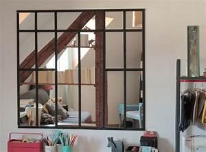 Miroir Style Verriere : ellybeth une verri re avec des miroirs extra deco ~ Melissatoandfro.com Idées de Décoration