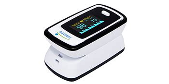Amazon.com: Innovo Deluxe Fingertip Pulse Oximeter with