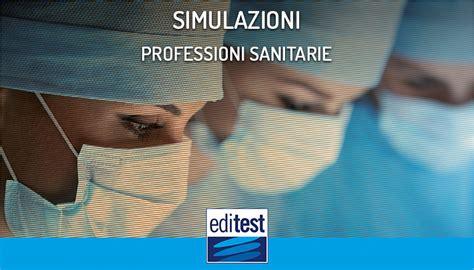 simulazione test ingresso professioni sanitarie simulazione test di ammissione professioni sanitarie