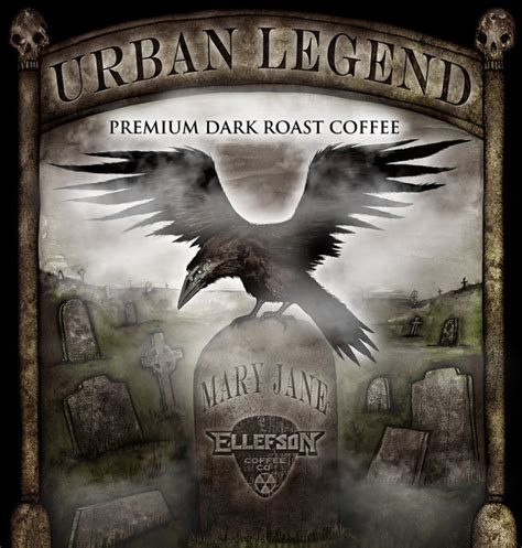 At this time of year, i love to have a nice stout or porter on tap. Brewtal Truth: Hydra Brews Urban Legend Coffee Stout With Dave Ellefson Coffee | Decibel Magazine