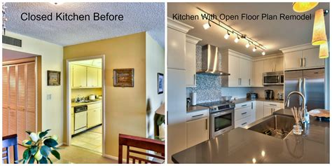Kitchens With Open Shelving Ideas - kitchen before and after photos palm brothers remodeling
