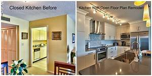 Kitchen Before and After Photos - PALM BROTHERS REMODELING