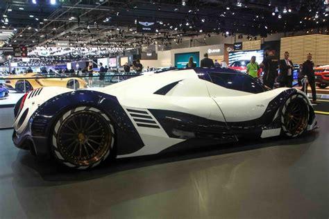 UAE supercar; Devel Sixteen starts at $1.6 million ...