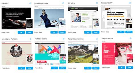 Crear Template De Pagina En by Creando Un Sitio Web Desde Cero En 11 Pasos Blog De Wix