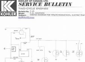 31 Kohler Ignition Switch Wiring Diagram