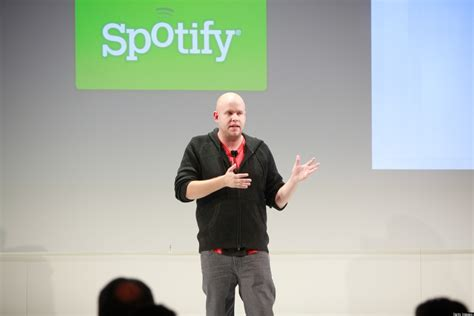 spotify plans to get into compete with