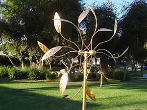 Moulin Deco Jardin : jardin moulin vent ~ Teatrodelosmanantiales.com Idées de Décoration