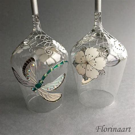 Sta Su Bicchieri by 25th Anniversary Glasses Silver Anniversary Glasses