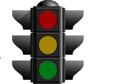 free vector graphic traffic lights signal traffic