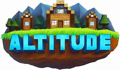 Minecraft Altitude Server Survival Discord Slogo Community