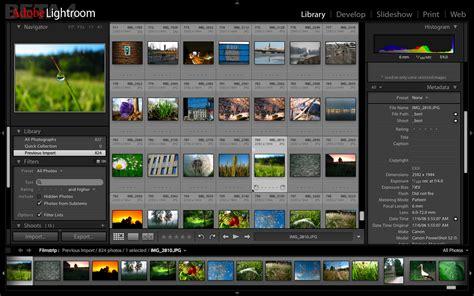 adobe light room شرح برنامج adobe photoshop lightroom 2 للمصورين