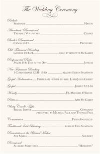 wedding ceremony order catholic mass wedding ceremony catholic wedding traditions celtic wedding program exles